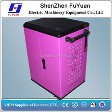 Notebook Storage Trolley / Laptop Storage Cabinet Lock / Storage And Charging Cart For Laptop