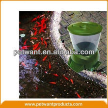 Bulk Fish Feeder With Lcd Display