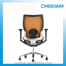 Crown elegant manager chair quality fabric upholstery with Donati mechanism 3D armrest executive chair