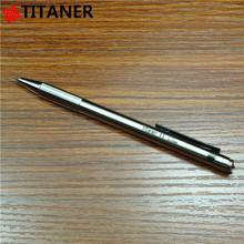 Manufacturer Supplier Creative Gift Idea Titanium The Best Tactical Pen Key Ring Pen