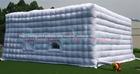 Ten-2032 chinês design do cubo de grama inflável da barraca