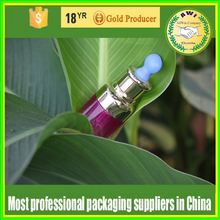 bottles glass for oil juice childproof cap with shrink wrap for e juice e cig oil