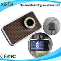 WFHD 12MP 6G IRF Lens TPMS drive recorder car black box dash cam with GPS