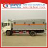 Dongfeng brand new Anti explosion van box truck