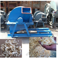 Superior quality wood shaving machine for animal bedding