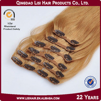 High Quality Factory Price Raw Non Clip Hair Extensions