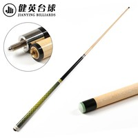 New design snooker cue factory wall pool cue rack