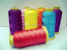 25 anos fábrica 100% nylon linhas de costura