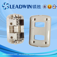 2015 New Invention Electric Wall Light Two Gang Switch