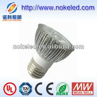 b22 e27 LED 4W hid spotlight