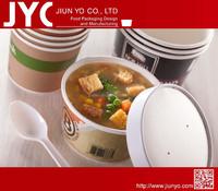 paper cup disposable soup cup noodle bowl