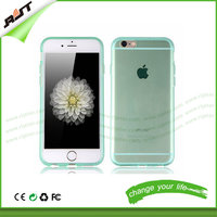 blank TPU phone case smart case for iphone 6/6s/6plus, blank cell phone case