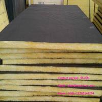 Aluminum foil faced fiberglass insulation