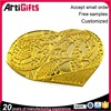 China factory supply metal high quality gold lapel pin