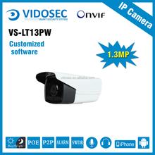 Vidosec H.264 HD 960P ip camera IP67 outdoor poe security cameras home