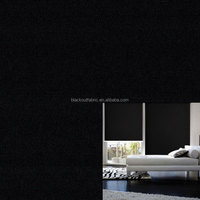 NFPA701 Certified Home Decoration Black out and Screen Roller Blinds