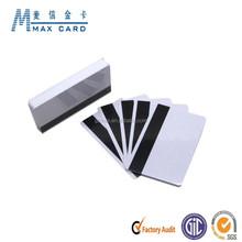 magnetic stripe ID card