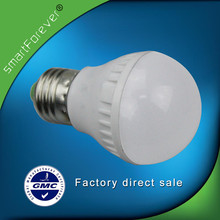 3W E27 Plastic Bulb Light LED Type 220V 200lm Wholesale