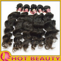 Hot Beauty Top Grade Peruvian Hair Weave Curly