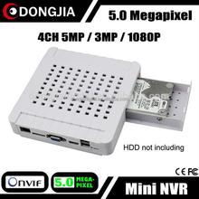 DONGJIA DJ-3504M Network P2P H.264 Onvif 2015 Mini Low Cost 4CH DVR