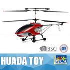 Brinquedo de alta qualidade rc motor de helicóptero com giroscópio