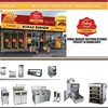 Fast Food Restaurant Equipment For Sale (3D Design Of Restaurant Project)