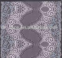 spandex/nylon big lace