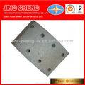 Oem manufactuer, partes de automóviles, material de fricción de los forros de freno 2308-354620