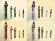 Wedge anchor (one clip style) / anchor bolt/fasteners made in china