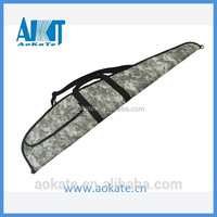 camouflage tactical carrying gun case for hunting gun bag