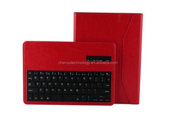 Factory supplier Removable Wireless bluetooth keyboard case for Ipad Air Ipad air2