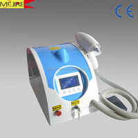 laser tattoo removal machine/ portable nd yag laser for pigment removal