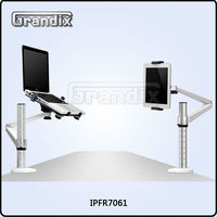 Aluminum stand for ipad/tablet pc ipad 2/3