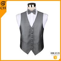 Chunhe design your own office work vest uniform
