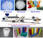 Spj110*33/680 pp/ps folha plástica linha de extrusão, folha plástica da extrusora, extrusora
