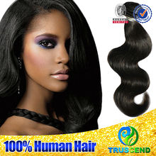 Wholesale Full Cuticle Brazilian Human Hair Sew In Weave Natural Hair Extension Virgin Remy Brazilian Hair Extension
