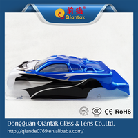 Popular rc car model 1:10 scale pvc car body shells for sale