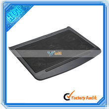 Plastic 5 Fan Laptop Notebook Cooling Pad Black (83005182)