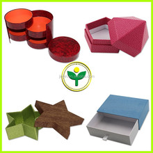 New design paper jewelry box in packaging boxes alibaba china