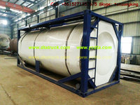 Chemical Fertilizer additive Tank Container manufacturer for sale:86-15271357675