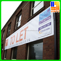 Advertising banners street banners flex banner sizes