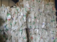 HDPE scrap mixed colour pet bottle bale price PP, PET,Europe PLASTIC Transparent HDPE Milk Bottle/Drums