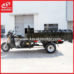 Hot sale large loading capacity cargo three wheel tricycle with new prices in Guangzhou