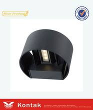 Oval IP65 family wall light dimmers