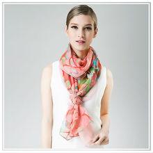 China top factory fashion accessories digital printed shawl/scarf