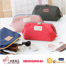 2015 Promotional funky cosmetic bag as makeup bags unique women bag