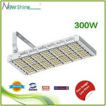 high intensity new technology 300w outdoor wall led light