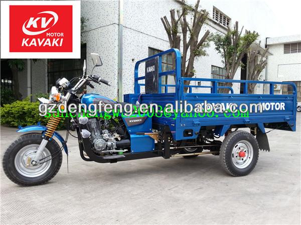 Motor forte poder triciclo