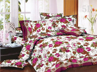 100% polyester disperse printed fabric extra wide fabric for bedding made by textile manufacturer