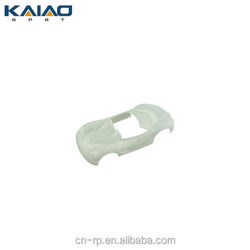 Car model rapid prototype used silicone material